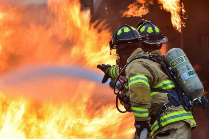 Workers compensation claim for fire fighters and first responders