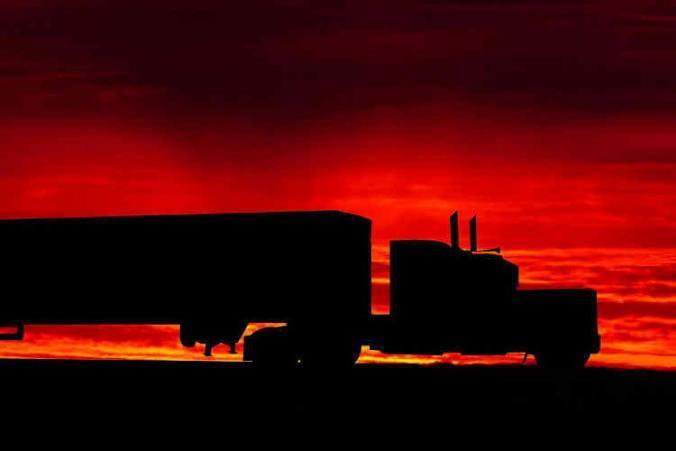 L&I claim trucking truck driver work injury