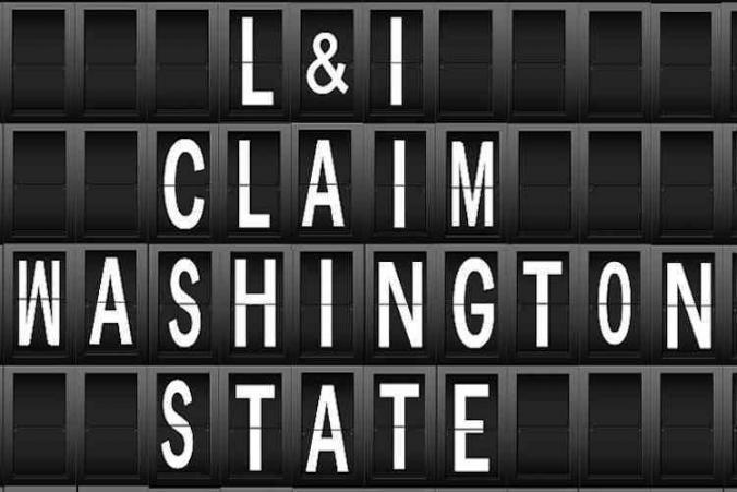 LNI claim washington state